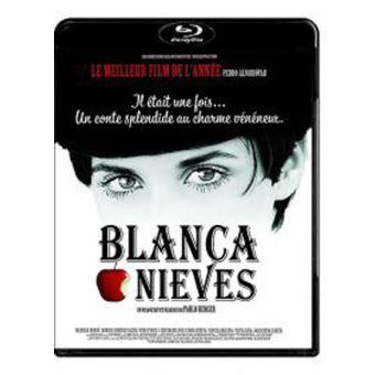 Blancanieves Blu-ray