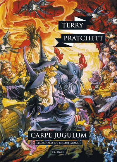 Les Annales du Disque-monde - Tome 23 : Carpe Jugulum