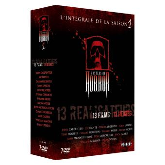 Masters of HorrorMASTERS OF HORROR INTEGRALE S1-FR