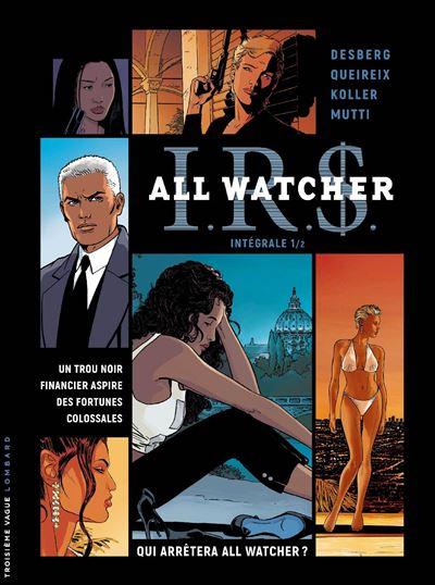 Intégrale I.R.$ All Watcher