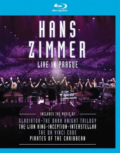 Hans Zimmer : Live in Prague