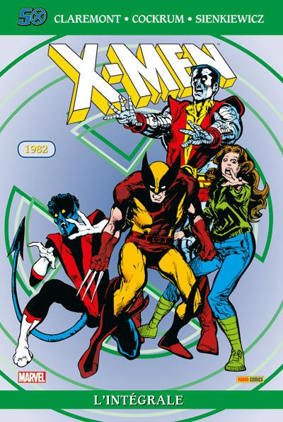 X-men integrale t06 (1982) ed 50 ans