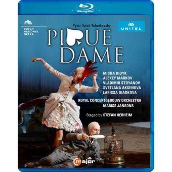 La Dame de pique Blu-ray