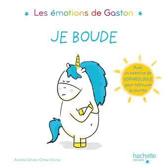 Les émotions de GastonJe boude