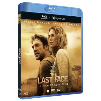 The Last Face Blu-ray