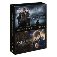 Coffret Les Animaux fantastiques 1 et 2 DVD