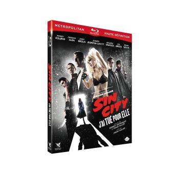 Sin City 2 : J'ai tué pour elle Blu-ray