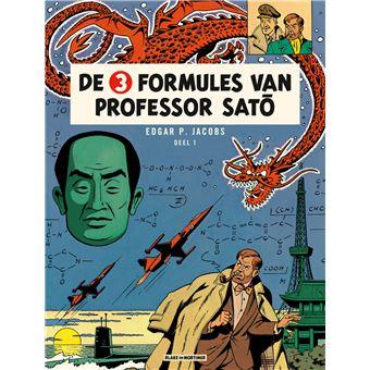De 3 formules van professor Sato deel 1