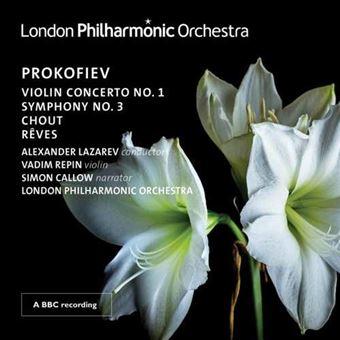 PROKOFIEV AND LAZAREV/2CD