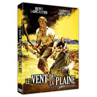 Le Vent de la plaine DVD