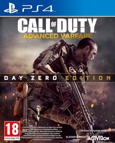 Call of Duty Advanced Warfare Edition Day Zero PS4 - PlayStation 4