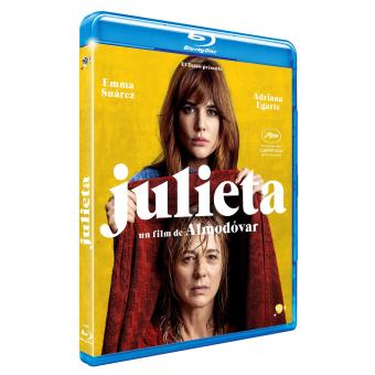 Julieta Blu-ray