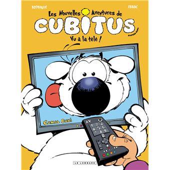 CubitusVu à la télé