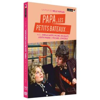 Papa, les petits bateaux DVD