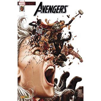 Marvel LegacyAvengers Legacy