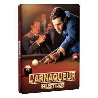 L'ArnaqueurL'Arnaqueur Boîtier Métal Exclusivité Fnac Blu-ray