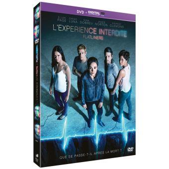 L'Expérience interdite DVD