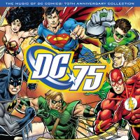 MUSIC OF DC COMICS: 75TH ANNIVERSARY COLLECTION -R/LP