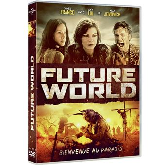 Future World DVD