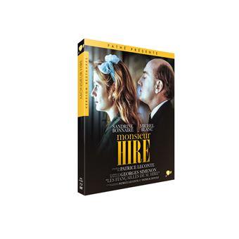 Monsieur Hire Combo Blu-ray DVD