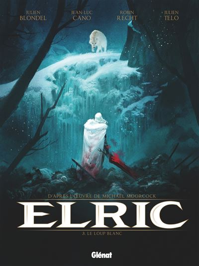 Elric - tome 3 - Le Loup Blanc