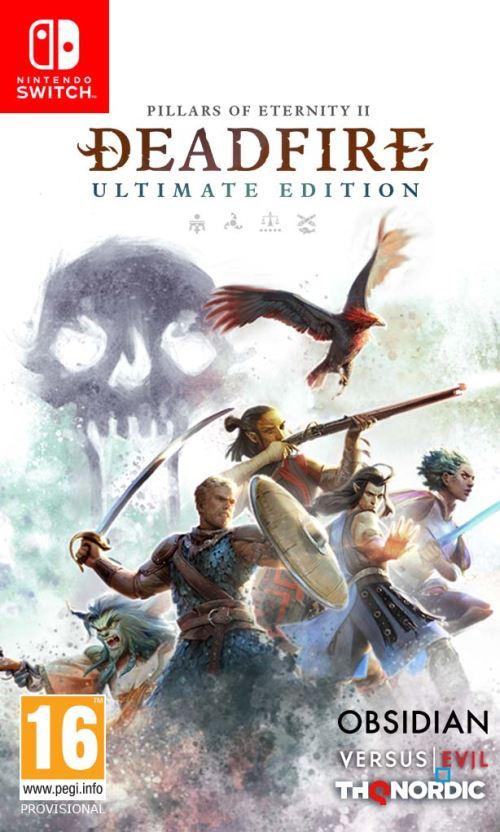 Pillars of Eternity 2 Deadfire Ultimate Edition Nintendo Switch