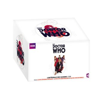 Doctor WhoCoffret Doctor Who Saisons 1 à 9 DVD