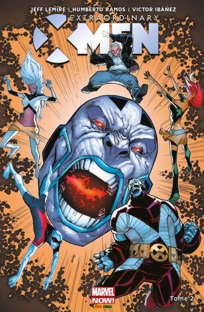 Extraordinary X-Men (2016) T02 - Les guerres d'Apocalypse - 9782809473988 - 12,99 €