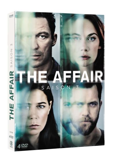DVD The Affair saison 3