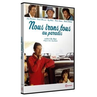 Nous irons tous au paradis DVD