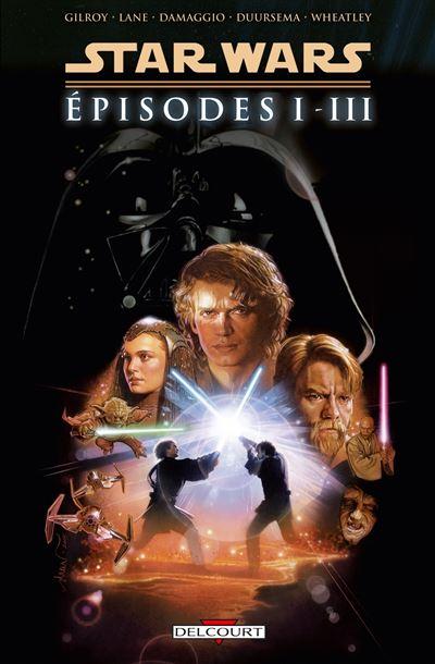 Star Wars - Episodes Intégrale T01 à