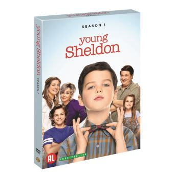 Young SheldonYoung Sheldon Saison 1 DVD