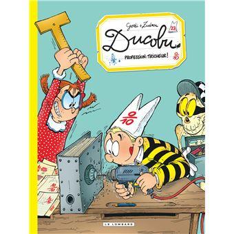 L'élève DucobuDucobu - Profession: tricheur!