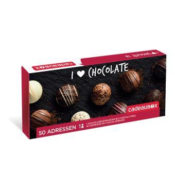 CADEAUBOX NL I LOVE CHOCOLATE