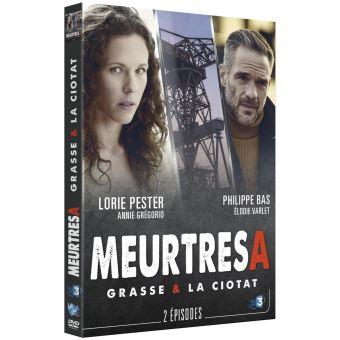 Meurtres àMeurtres à Grasse La Ciotat DVD