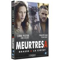 Meurtres à Grasse La Ciotat DVD