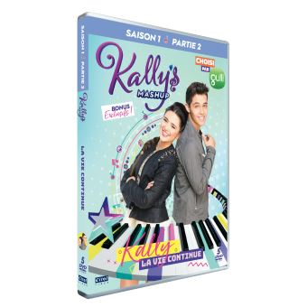 Kally S Mashup Saison 1 Volume 2 La Vie Continue Dvd