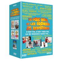 Coffret Le Père Noël et Les Bronzés font de la résistance DVD