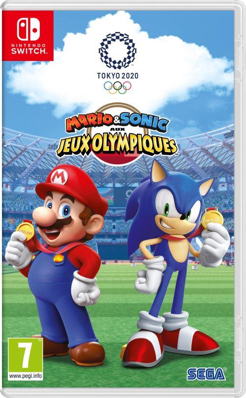 Mario & Sonic aux Jeux Olympiques de Tokyo 2020 Nintendo Switch
