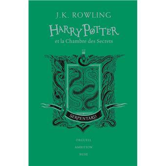 Harry PotterHarry Potter, II : Harry Potter et la Chambre des Secrets