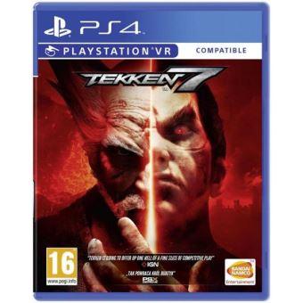 Tekken 7 FR PS4