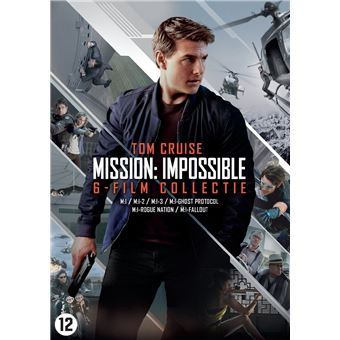 Mission: Impossible 1-6 BOXSET-NL