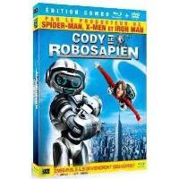 Cody, le Robosapien Blu-Ray