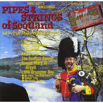 Pipes and strings of Scotland volume 2