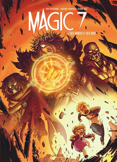 Magic 7 - Des mages et des rois