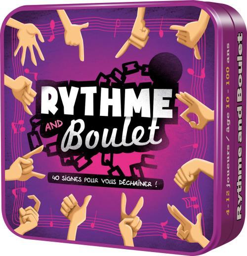 Rythme and Boulet Asmodée