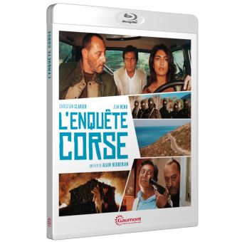 L'Enquête Corse Blu-ray