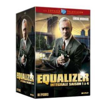 EqualizerEqualizer Saisons 1 à 4 Coffret DVD