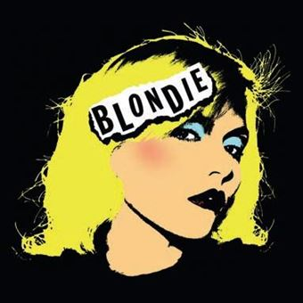 Blondie-Punk Canvas