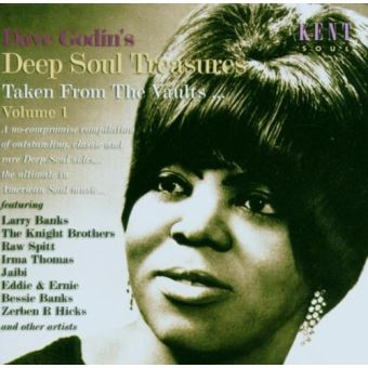 Dave Godin's Deep Soul Treasures 1